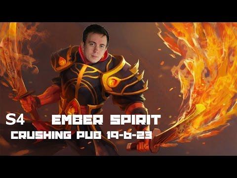 s4 plays ember spirit | manila pub