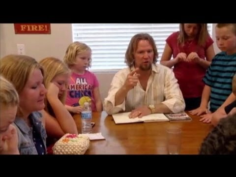 'sister Wives' Take On Pro-polygamy Crusade video