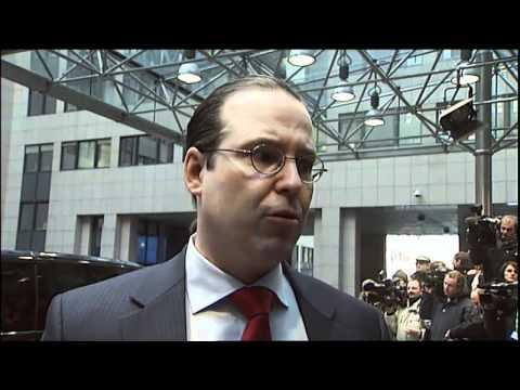 Anders Borg - Ekofin - Economic Hitman