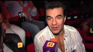 Adrián Uribe ya superó su ruptura con Marimar Vega