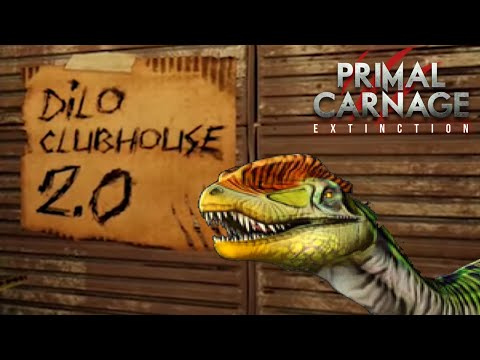 Dilophosaurus Club! Primal Carnage Extinction || Part 10