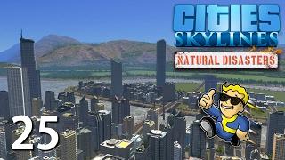 Cities Skylines Natural Disasters   Mini Manhatan y el Bug en Ricoburgo Ep25   Gameplay Español