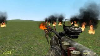 Gmod 13 Homefront sweps & Elemental Antlion SNPC