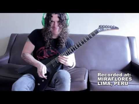 Charlie Parra - Melodic Metal Guitar solo / New EP soon!!!