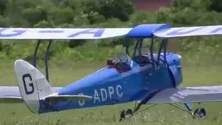 DH.82 Tiger Moth 2270mm 33cc