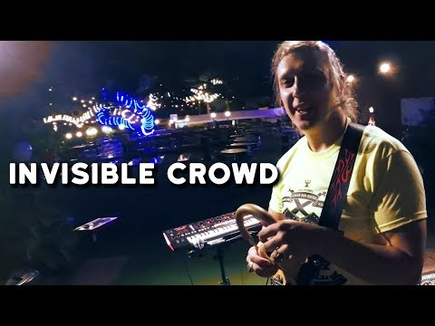 Invisible Crowd - modern live music production