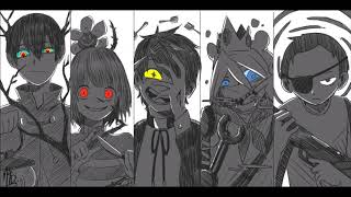 """""""Bad End Friends"""" Wolf In Sheep's Clothing🐺"""