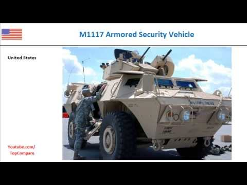 Pindad Komodo vs M1117 Armored Security Vehicle. Armored personnel carriers