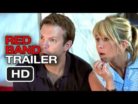 We're The Millers Red Band TRAILER (2013) - Jennifer Aniston, Emma Roberts Comedy HD