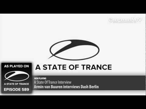 ASOT 589: Interview Dash Berlin