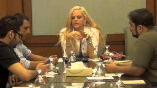 Global Music Ambassador Heather Schmid travels to Karachi Pakistan