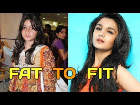Bollywood Celebrities Fat to Fit
