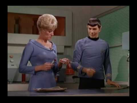 Spock and the Ladies