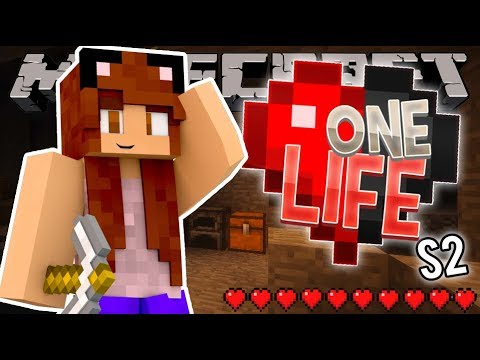 DOWN INTO THE MINES | Minecraft One Life SMP | Episode 2