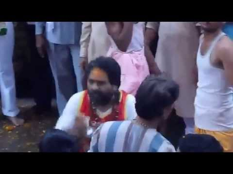Mahakaal Rathyatra With Cm Shivraj Singh Chauhan Before Bhasma Aarti Ujjain video