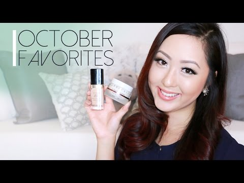 HITS & MISSES | October 2014 Beauty Favorites (Eyes, Skin, Foundations & Perfumes)