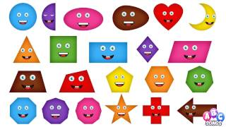 Shapes Chant | Shapes for Children | 2d Shapes | Shapes Song