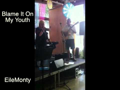 ~ Blame It On My Youth ~ [Jim Mullen On Guitar] ~ Jazz Jam ~