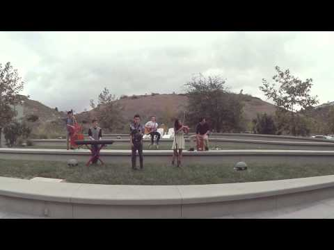 Heads Up (acoustic Version) - Sam Tsui & Friends video