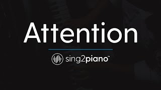 download lagu Attention Piano Karaoke Instrumental Charlie Puth gratis