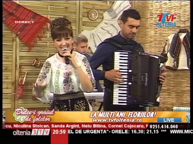 Ionela Anghel POPA  - Cand esti mama la copii  - live 2013