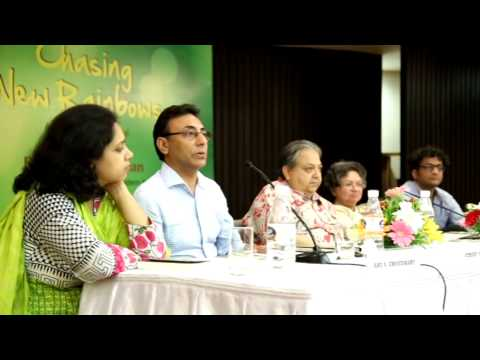Chasing New Rainbows - Panel Discussion: Stories That Heal (Part 3)