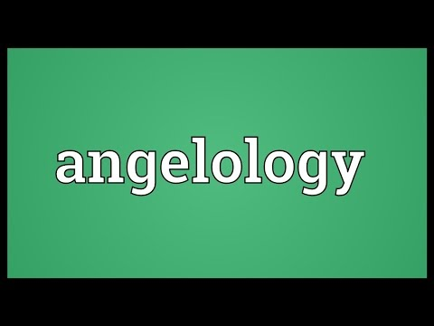 Header of angelology