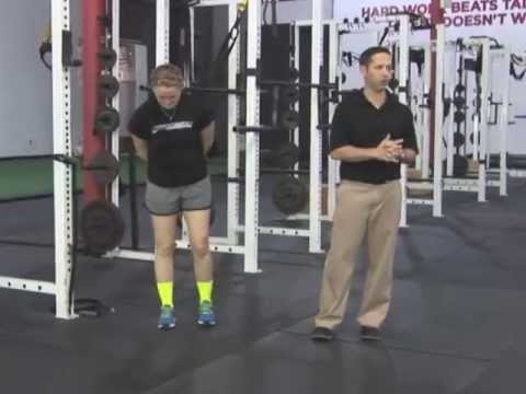 FST Lower Body - Neuromuscular Control Progressions and the Balanced Position