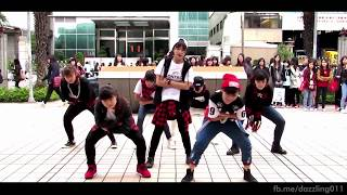 150308 BTS(방탄소년단) _ Boy in Luv + Danger + War of Hormone Dance Cover by DAZZLING from Taiwan