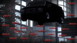 Need for Speed Most Wanted - Car Mod - GMC Vandura G-1500(The Criminal)