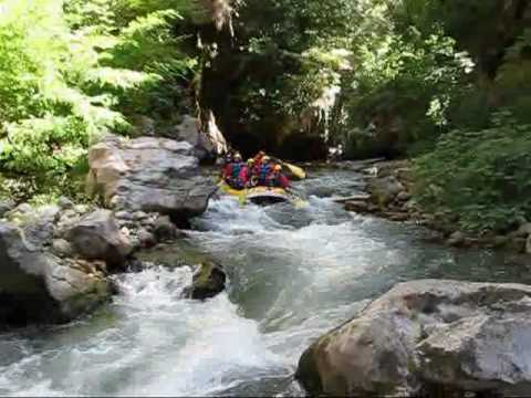 Rafting lao calabria
