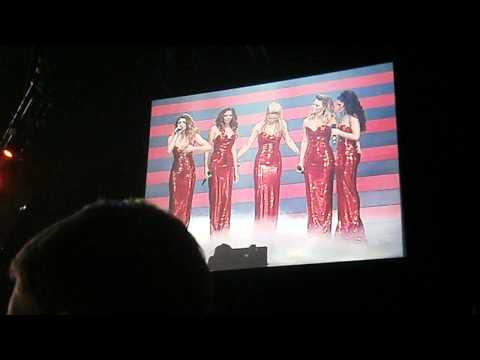 Girls Aloud - I'll Stand By You (live @ the O2 Arena, London, March 2nd 2013) Part 2