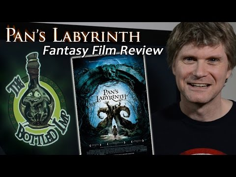 Fantasy Film Review: 'Pan's Labyrinth' Directed By Guillermo Del Toro.
