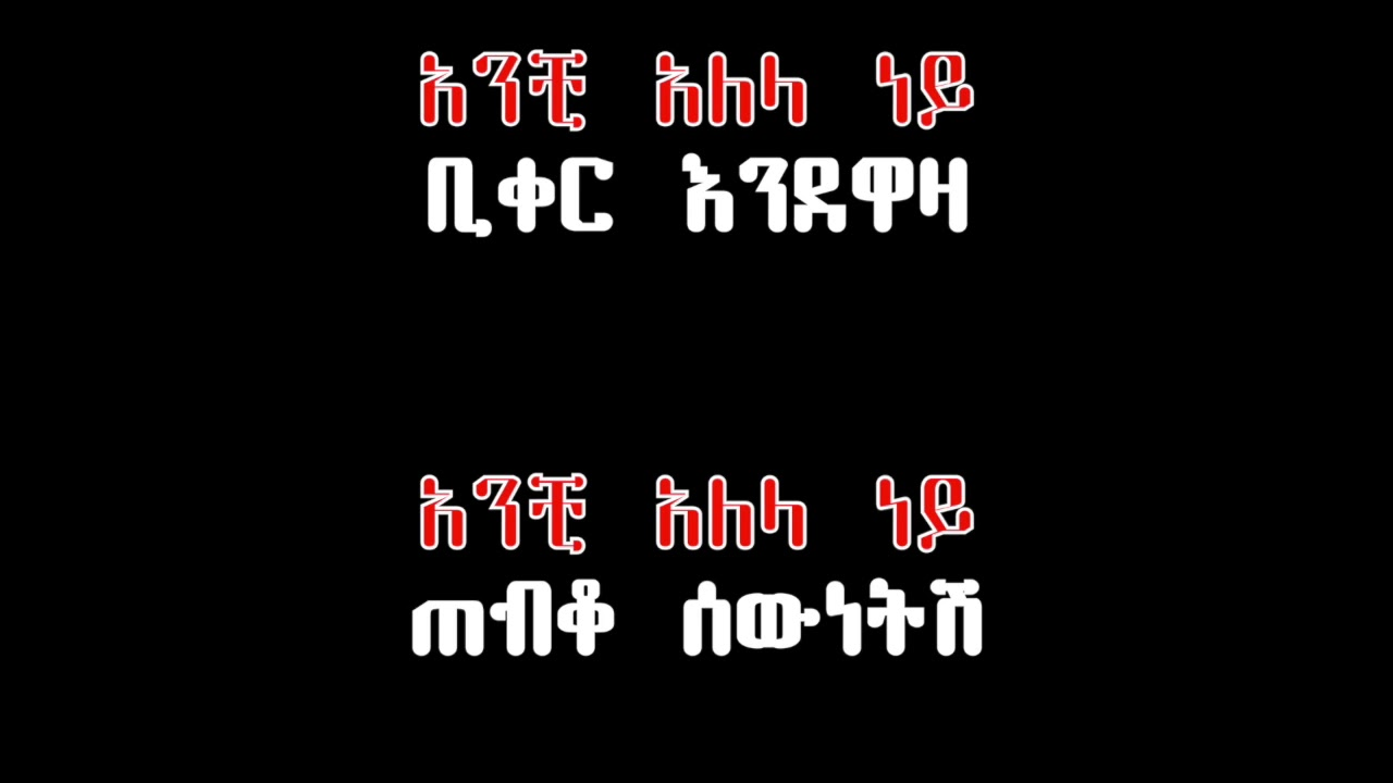 Tsehaye Yohannes - Abayin Zoresh አባይን ዞረሽ (Amharic With Lyrics)