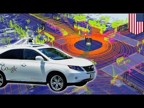 Google autonomous vehicle: how do Google's self-driving cars work? - TomoNews