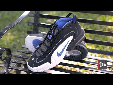Nike Air Max Penny 1 - Throwback Thursday