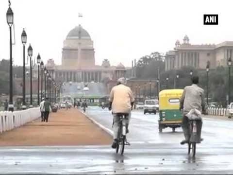 Thundershowers brings little relief to Delhi