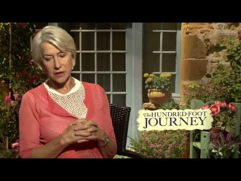 Helen Mirren talks about