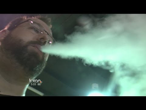 Georgetown E-cigarette ban starts Wednesday