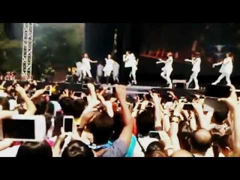 Psy, Gangnum Style In Penang, Malaysia video