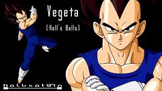 DBZ: Vegeta (Hell's Bells) - HalusaTwin