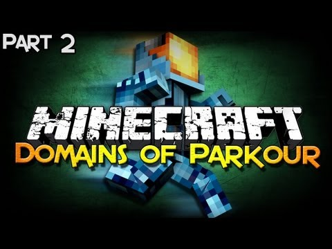 Minecraft: Domains of Parkour (Jungle) - Part 2 - Domain of the Jungle!