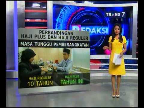 Video haji plus 15 hari