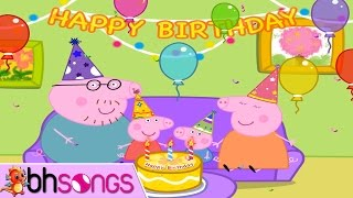 Happy Birthday Songs For Kids Funny 4K