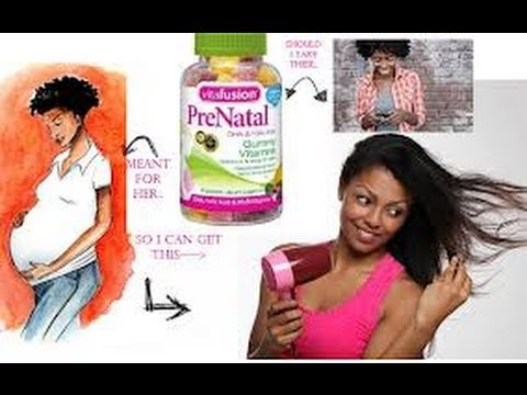 Vitaminas Prenatal