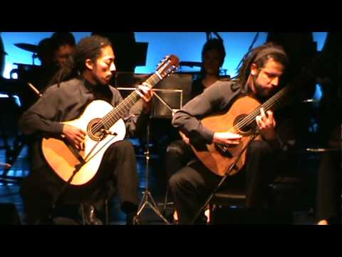 Brasil Guitar Duo - 7 Aneis