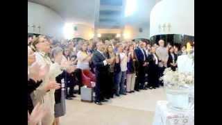 "Parroquia Sta. Rita de Casia: "" El mundo pide paz"""