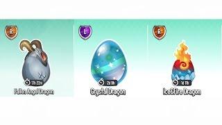 download lagu Dragon City Gameplay Level 80 Got Legendary Crystal Dragon gratis