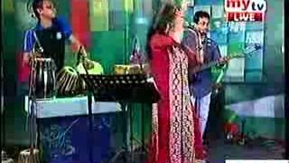 বাংলা গান -শিল্পী:-মুন