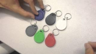 2013 Newest Product RFID Key Tag